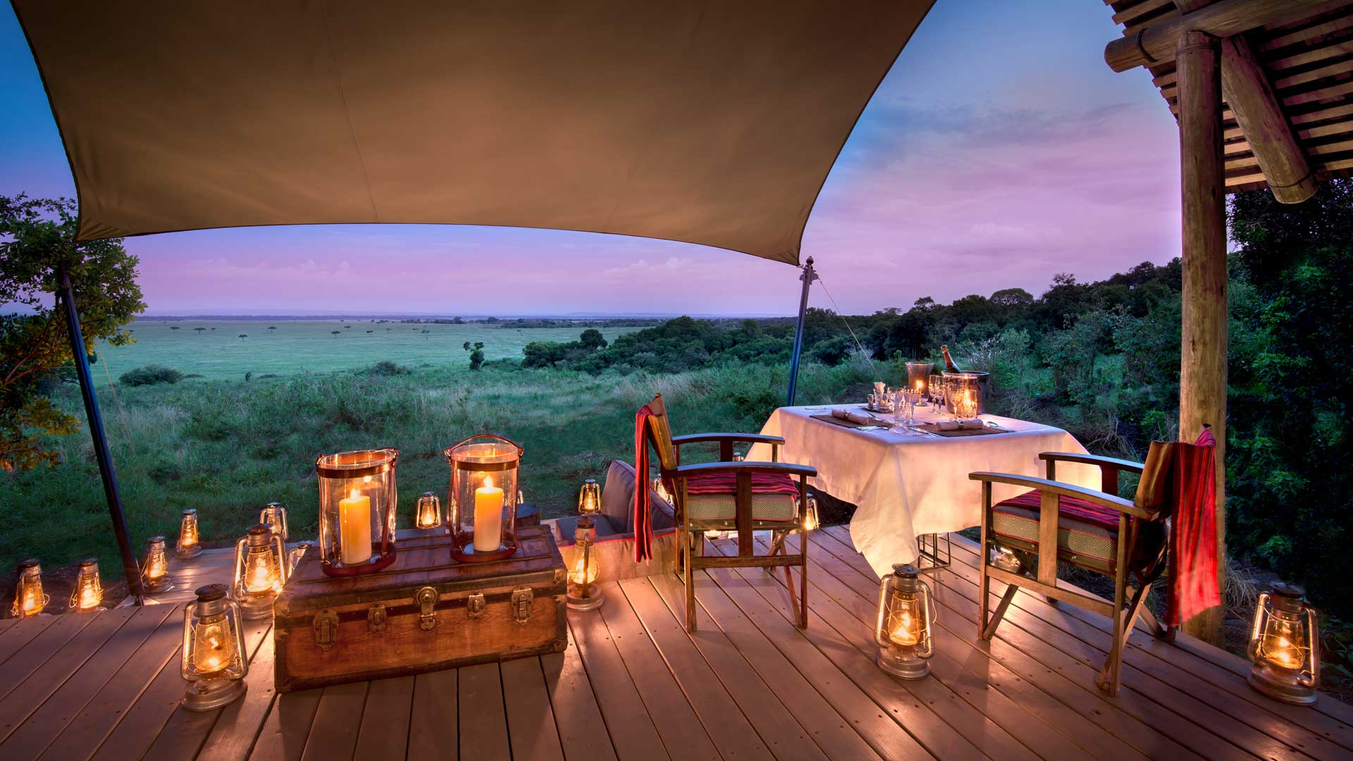 Best Luxury Safari Lodges in Kenya