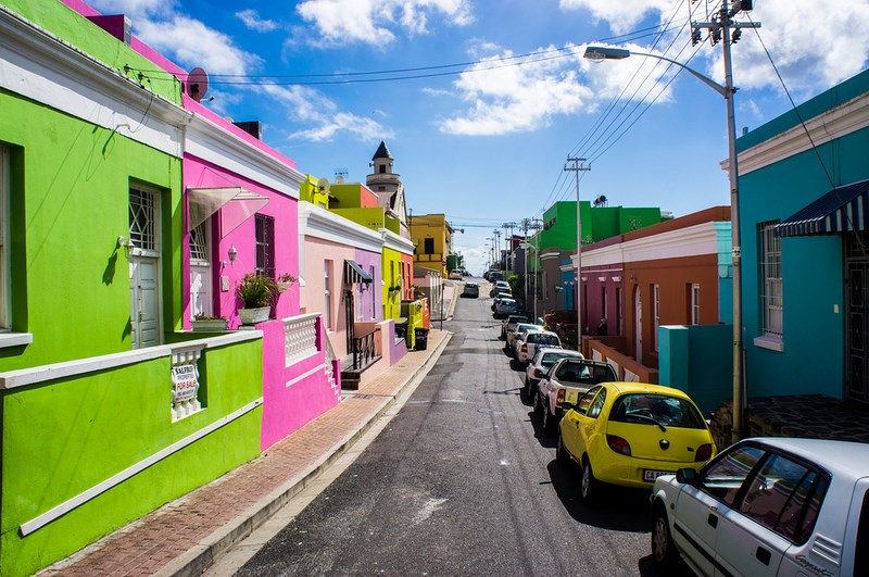 picture of bo kaap