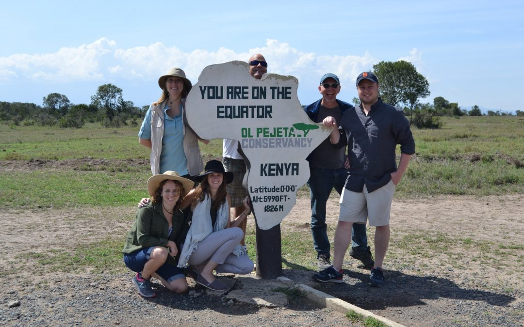 The Best Destinations For A Family African Safari